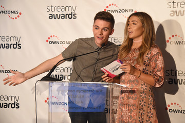 Lauren Elizabeth The 6th Annual Streamy Awards Nominations Event Hosted by GloZell Green at 41 Ocean Club