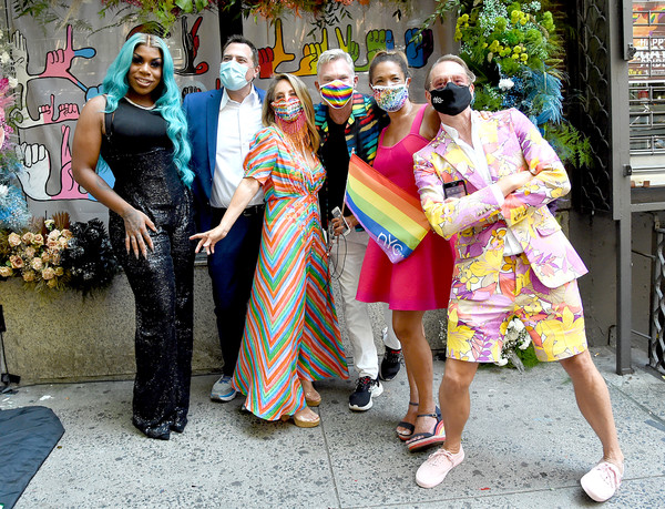 New York City Marks 50th Anniversary Of First Pride March