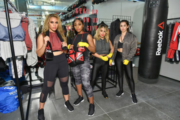 Lauren Jauregui Reebok At Gotham Gym - September 2017 - New York Fashion Week: The Shows