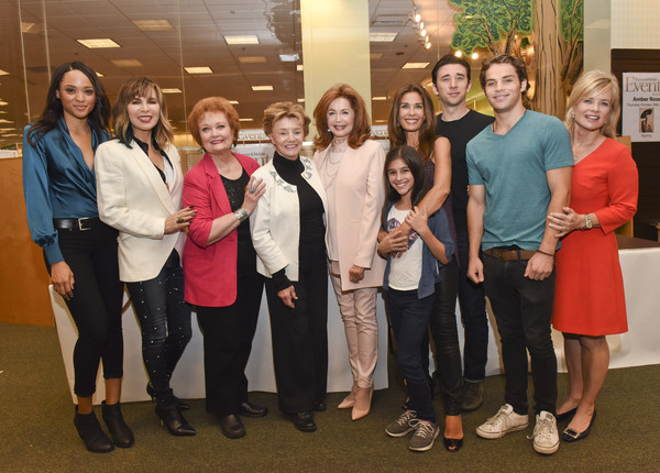 'Days of Our Lives' Book Signing - Barnes and Noble at The Grove