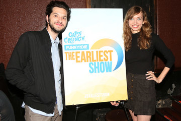Lauren Lapkus Cap'n Crunch And Funny Or Die's 'The Earliest Show' Premiere Party