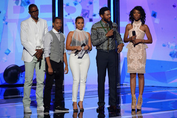 Lauren London Inside the BET Awards