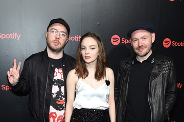 Lauren Mayberry Spotify's Best New Artist Party featuring Lil Uzi Vert, SZA, Khalid, Alessia Cara and Julia Michaels held at Skylight Clarkson