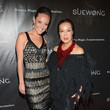 Lauren Mayhew Sue Wong Fall 2013 Great Gatsby Collection Unveiling And Birthday Celebration