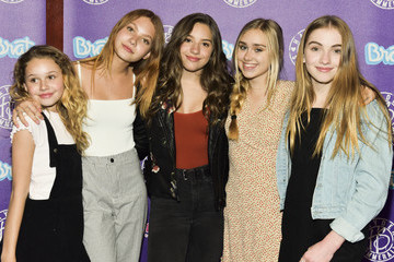 Lauren Orlando Kenzie Ziegler Hayden Summerall's 13th Birthday Bash