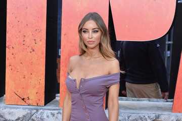 Lauren Pope 'Rampage' European Premiere - Red Carpet Arrivals