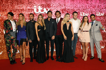 Lauren Pope ITV Gala - Red Carpet Arrivals