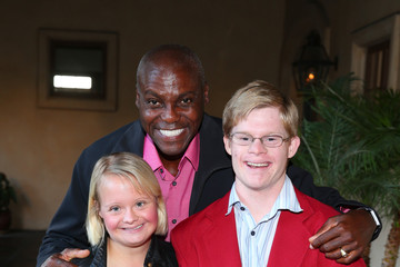 Lauren Potter Best Buddies Hearst Castle Challenge - VIP Reception hosted by Maria Shriver