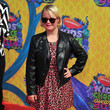 Lauren Potter Nickelodeon's 27th Annual Kids' Choice Awards - Arrivals