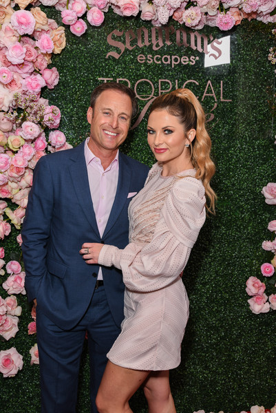 Chris Harrison hosts Seagrams Escapes Tropical Rosè Launch Party
