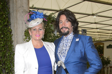 Laurence Llewelyn Bowen VIP Preview Day at the Chelsea Flower Show