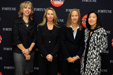 Laurene Powell Jobs Fortune Most Powerful Women Summit - Day 2