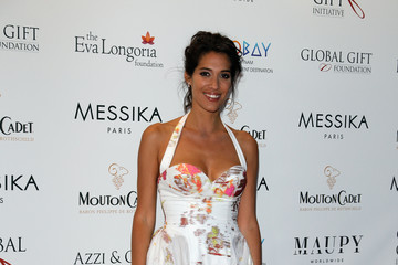 Laurie Cholewa Eva Longoria Attends the Global Gift Gala - The 70th Annual Cannes Film Festival