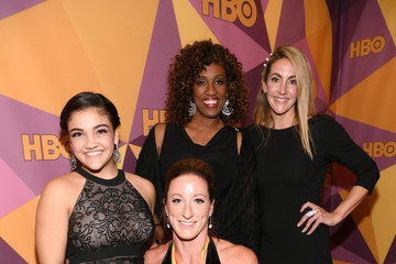 Laurie Hernandez HBO's Official Golden Globe Awards After Party - Red Carpet