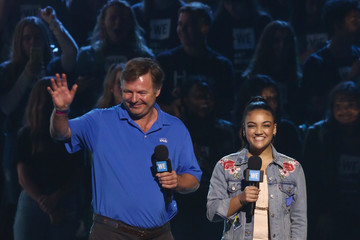 Laurie Hernandez WE Day California To Celebrate Young People Changing The World