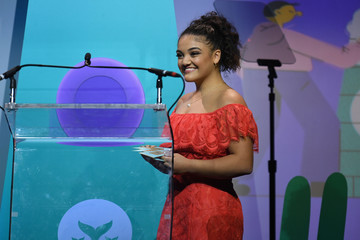 Laurie Hernandez 10th Annual Shorty Awards - Ceremony