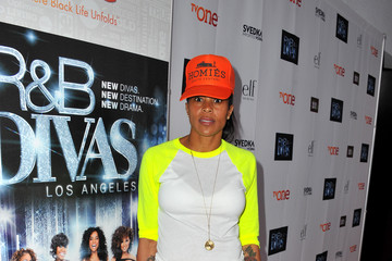 Laurieann Gibson 'R&B Divas' Premieres in West Hollywood
