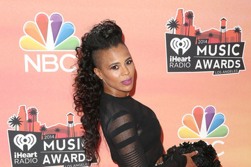 Laurieann Gibson Arrivals at the iHeartRadio Music Awards — Part 2
