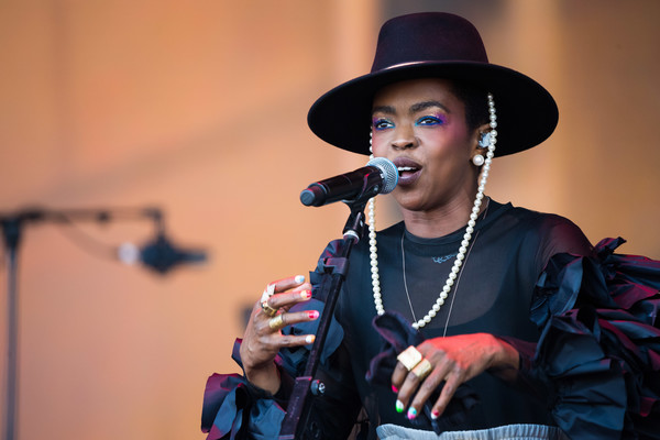 Lauryn+Hill+Glastonbury+Festival+2019+Da