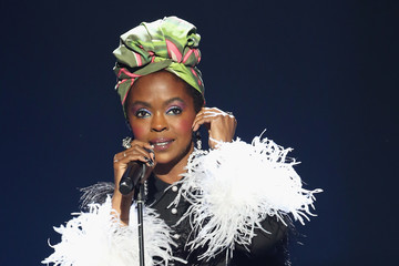 Lauryn Hill 33rd Annual Rock & Roll Hall Of Fame Induction Ceremony - Show