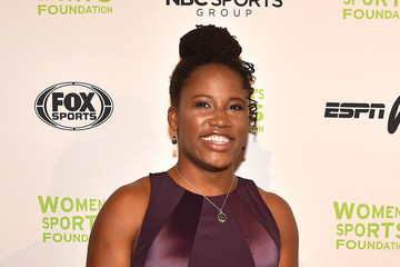 Lauryn Williams 37th Annual Salute to Women in Sports - Arrivals