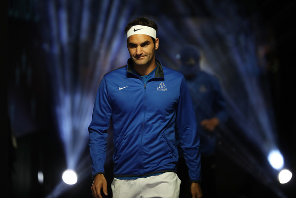 Roger Federer Urges Caution Over Djokovic's And Murray's Return