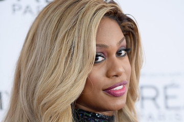 Laverne Cox Glamour Celebrates 2017 Women of the Year Awards - Arrivals
