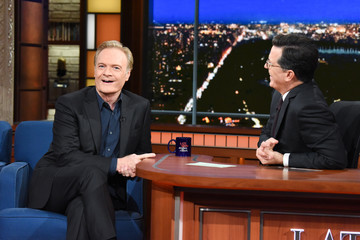 """Lawrence O'Donnell CBS's """"The Late Show with Stephen Colbert"""" - Season Two"""