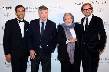 Lawrence Schiller Nicolas Bos Norman Mailer Center and Writers Colony Benefit Gala