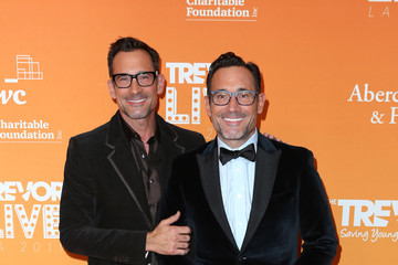 Lawrence Zarian Gregory Zarian The Trevor Project's TrevorLIVE L.A. 2019 - Arrivals