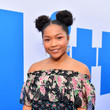 Laya DeLeon Hayes The Premiere Of Universal Pictures 'Little' - Red Carpet