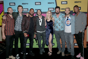 Laz Alonso #IMDboat At San Diego Comic-Con 2019: Day Two