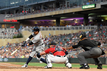 Laz Diaz Detroit Tigers v Minnesota Twins