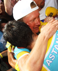 Alexandre Vinokourov Le Tour 2010 - Stage Nineteen: Individual Time trial