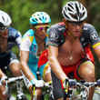 Lance Armstrong and Andy Schleck Photos