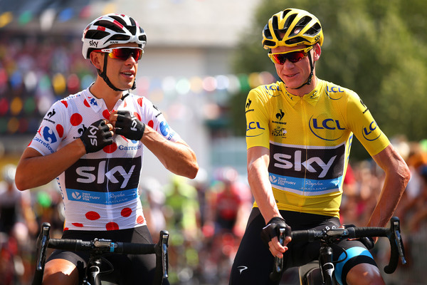 Richie porte in le tour de france 2015 stage twelve zimbio for Richie porte tour de france