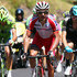 Joaquim Rodriguez Photos - Joaquim 'Purito' Rodriguez of Spain and Team Katusha in action during the seventeenth stage of the 2014 Tour de France, a 125km stage between Saint-Gaudens and Saint-Lary-Soulan Pla d'Adet, on July 23, 2014 in Saint-Lary Pla d'Adet, France. - Le Tour de France: Stage 17