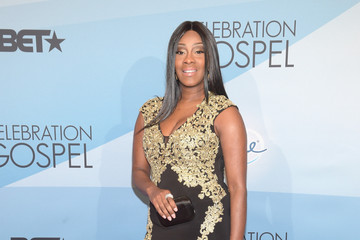 LeAndria Johnson BET Celebration of Gospel 2016 - Arrivals