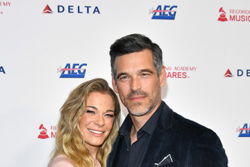 LeAnn Rimes 2020 Musicares Person Of The Year Honoring Aerosmith - Arrivals
