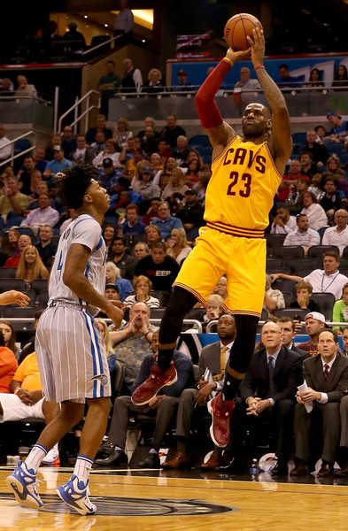 4f13100a8519 LeBron James and Elfrid Payton Photos Photos - Cleveland Cavaliers v ...