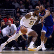 LeBron James Los Angeles Lakers v Los Angeles Clippers