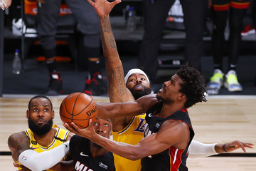 LeBron James European Best Pictures Of The Day - October 07