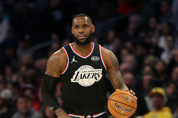 LeBron James 2019 NBA All-Star Game