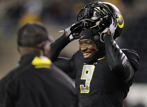 67dae7cde34 LeGarrette Blount and Gary Campbell Photos Photos - Arizona State v ...