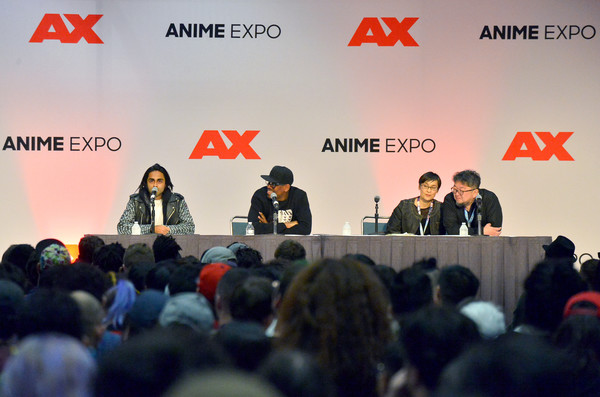 Netflix Presents Netflix<3Anime Panel At Anime Expo 2018 In Los Angeles, CA