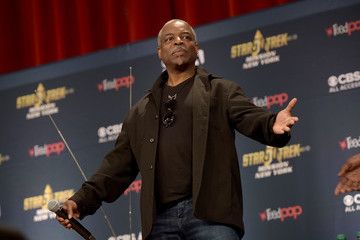 LeVar Burton 'Star Trek: Mission' New York - Day 2