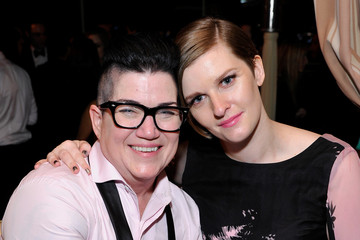 Lea DeLaria Chelsea Fairless The Weinstein Company & Netflix's 2016 SAG After Party Hosted by Absolut Elyx