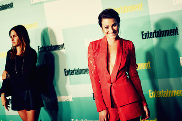 Lea Michele An Alternative View of the 'Entertainment Weekly' Comic-Con Party