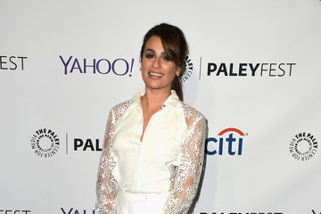 "Lea Michele The Paley Center For Media's 32nd Annual PALEYFEST LA - ""Glee"" - Arrivals"