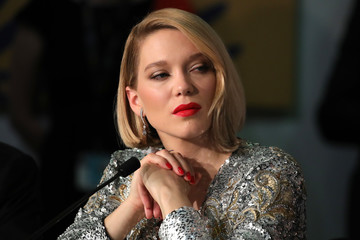 Lea Seydoux Jury Press Conference - The 71st Annual Cannes Film Festival